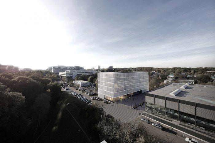 neubau eines seminargebäudes für die hochschule bochum