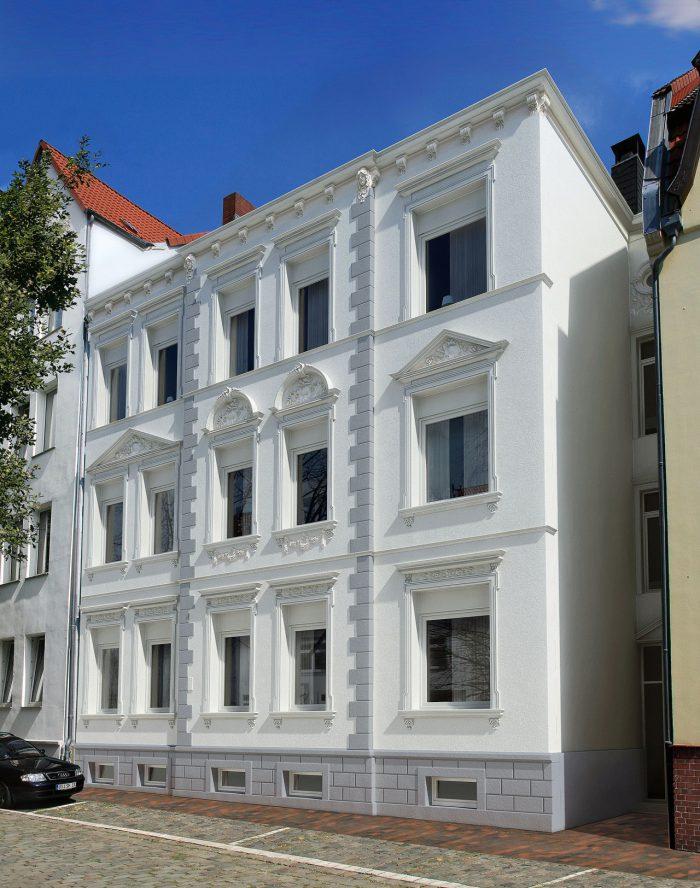 Revitalisierung Stadtvilla