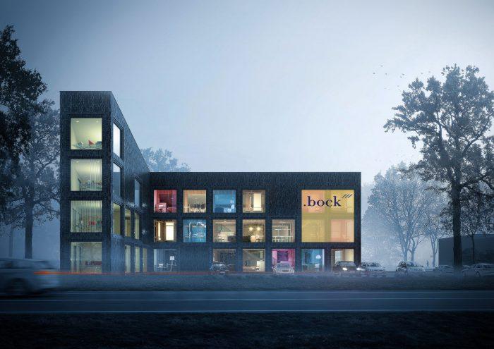 Neubau Büro und Ausstellungsflächen