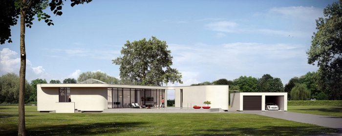 Neubau Wohnhaus Gude