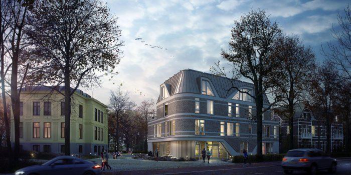 Neubau Gesundheitszentrum Haarlem