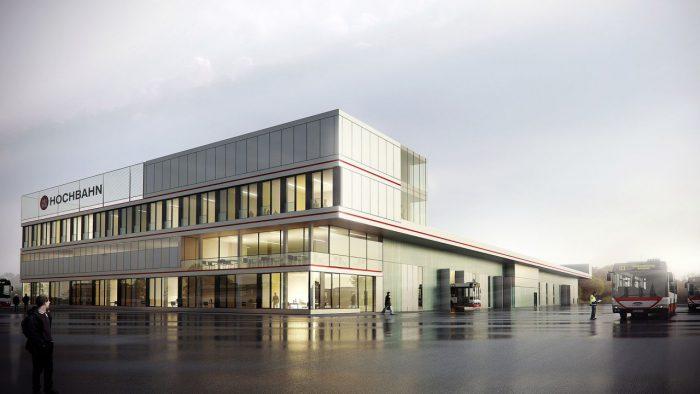 Langenfelder Busbetriebshof wird neu gebaut