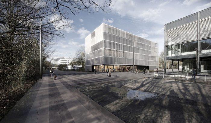 Neubau eines Seminargebäudes an der Hochschule Bochum