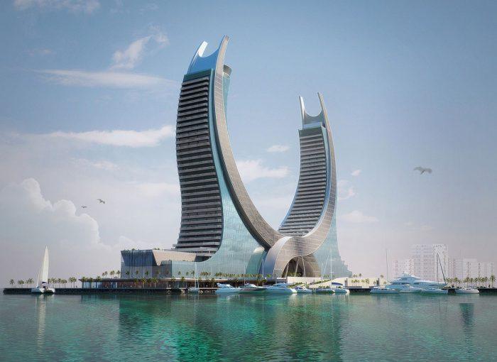 Lusail Katara Hotel, Doha (Qatar)