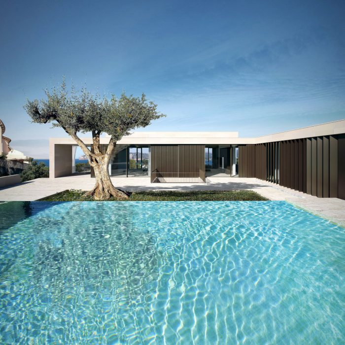 Neubau einer Villa in Santa Ponça