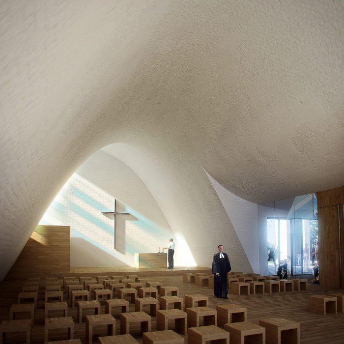 Neubau in St. Nathanael