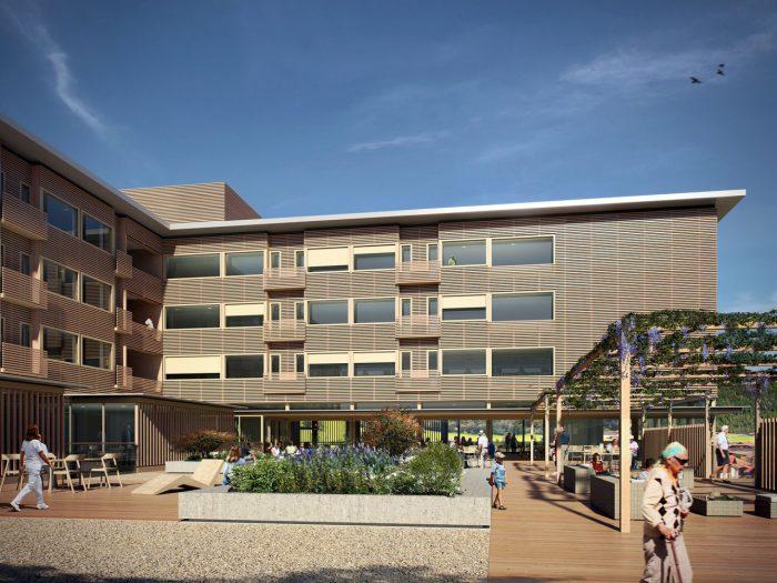 Neubau Spital
