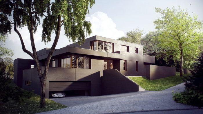 Neubau eines Wohnhauses in Heiligenhaus