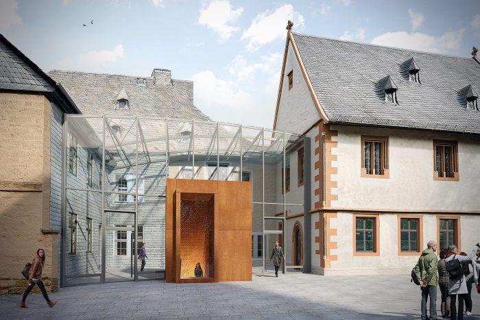 Sanierung Rathaus Goslar