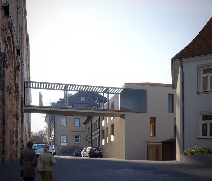 Umnutzung eines Karmelitenklosters · Bamberg