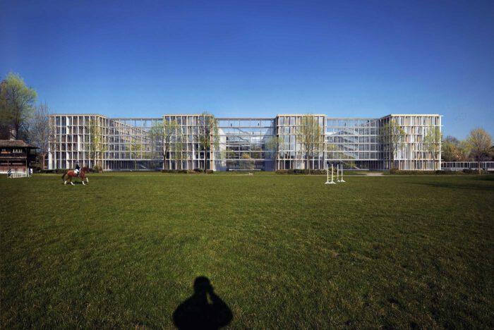 Neubau Berner Pentagon