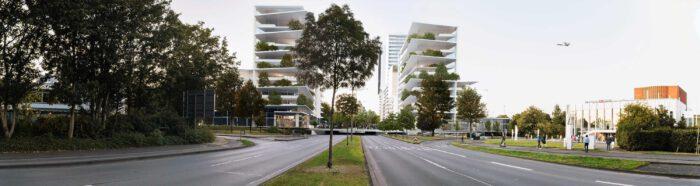 Städtebauliche Studie der Stadt Lünen