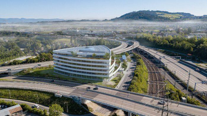 Genau im Zentrum des Verkehrsknotenpunkts Wankdorf entsteht der zukunftsweisende Neubau BERN 131. Ein weitherum sichtbares Gebäude mit grosser Strahlkraft.