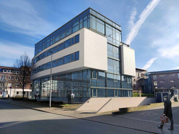 Architekturvisualisierung Gesundheitshaus Münster